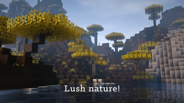 Lovely Nature and Biomes