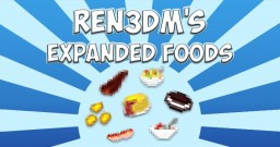 [1.7.10][FORGE] Ren3DM's Expanded Food Mod! More food in the world.