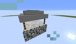 Burning Lucky Well-Pat&Jen Minecraft Map & Project