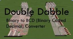 Double Dabble Circuit Minecraft