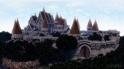 Fortress Ramahard Minecraft Project