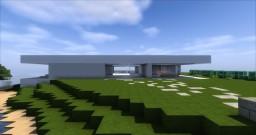 Minimalist Beach Residence Minecraft Map & Project