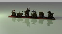 𝐸𝓁𝓋𝑒𝓃 𝐻🌺𝓊𝓈𝑒 𝒫𝒶𝒸𝓀 Minecraft Project