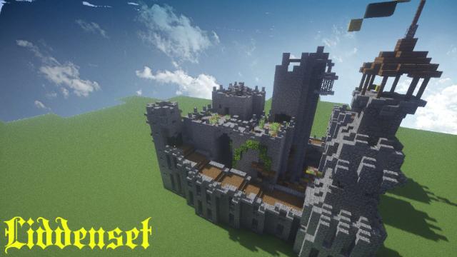 Liddenset Keep Medieval Castle