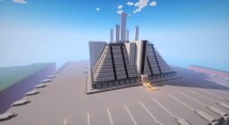 Star Wars Jedi Temple Minecraft