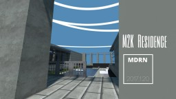 M2K Residence Minecraft Map & Project