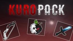 MINECRAFT PVP TEXTURE PACK - KURO X32 REVAMP - UHC/KOHI