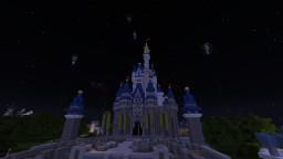 MCDisney MCPE server Minecraft Map & Project
