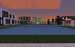 A TEST VIDEO of an OLD Unfinished Community, Cordoba Ranch Minecraft Map & Project
