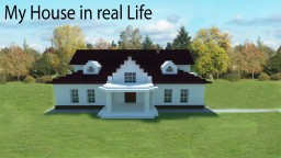 My Real Life House in Minecraft Minecraft Map & Project