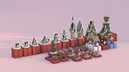 NewYear BuildPack by avemos Minecraft Map & Project