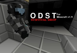 ODST: Survival Drop (for Minecraft 1.11) Minecraft Texture Pack