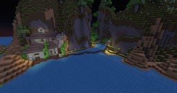 Adventure Time Inspired Minecraft Map & Project