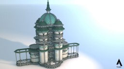 Lil' palace Minecraft Map & Project