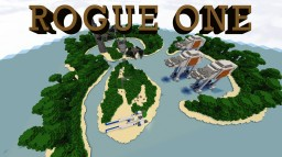 Rogue One Scarif Map Minecraft Project