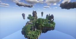 Serofel - Server Hub Minecraft Map & Project