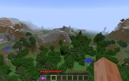 Firework show Minecraft Map & Project