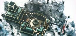 Winter Wonderland - OPBlocks Hub Minecraft Map & Project