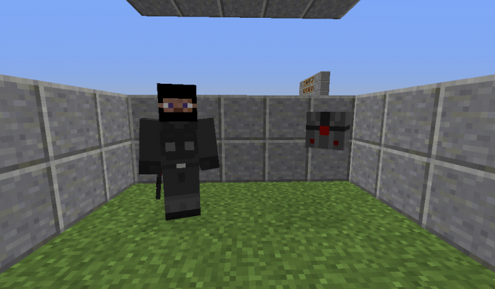 New Stray and Creeper mobs