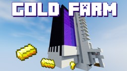 Tutorial: Make a Gold Farm [Up to 1.11] Minecraft Project
