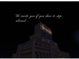 The Twilight Zone Tower of Terror (NEW!) Minecraft Project