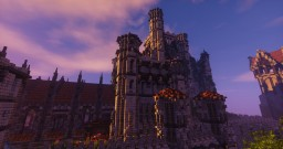 Huge Medieval City of Nosth' Minecraft
