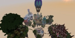 Ultimative SkyPvP Map Minecraft Map & Project
