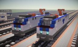 Siemens ACS-64 Amtrak Cities Sprinter Minecraft Project