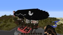 shark bullets airship Minecraft Project