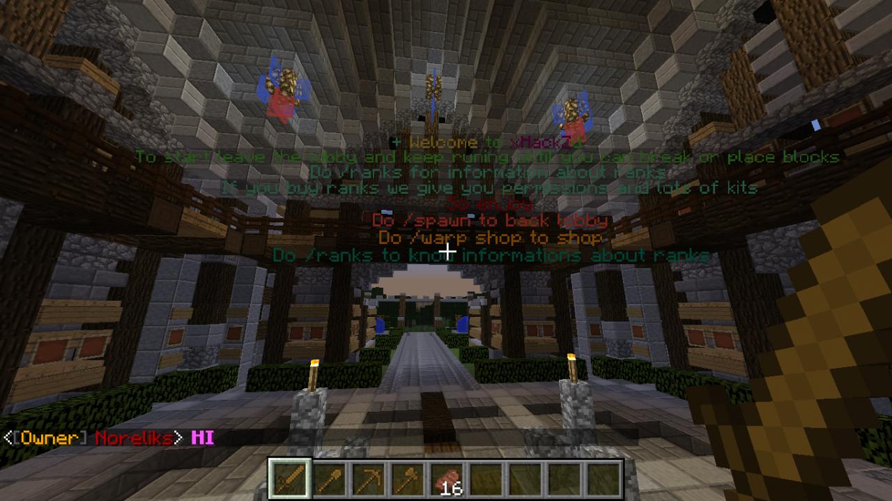 Minecraft 1 8 server