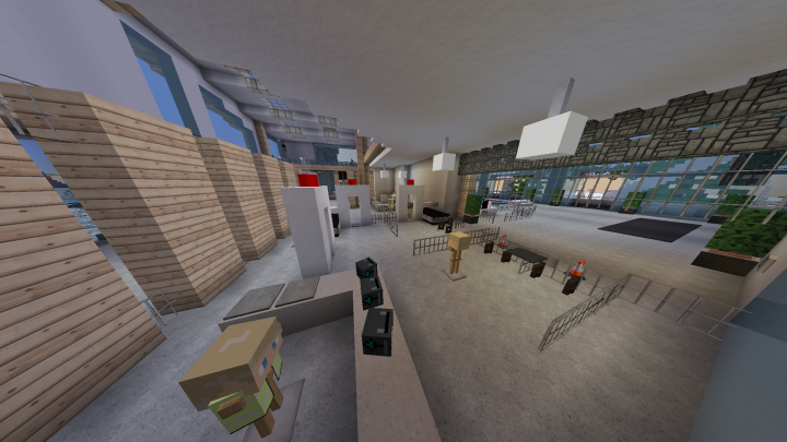 Minecraft airport server address
