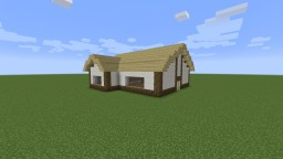 White Library Minecraft Map & Project