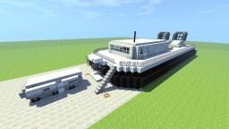 Судно на воздушной подушке/ Hovercraft Minecraft Map & Project