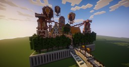 Skyrion Adventure Map - Work in Progress Minecraft Map & Project