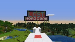 Lost Horizons - Storymode Minecraft Map & Project
