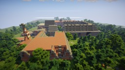 Abandon Estate Minecraft Project