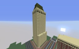 Mid-Continent Tower | Tulsa, Oklahoma Minecraft Map & Project