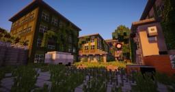 Abandon city Minecraft