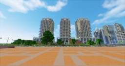 New Asmoth - Sarona Center Minecraft Map & Project