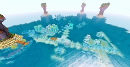 Underwater Redstone Mansion Minecraft Project