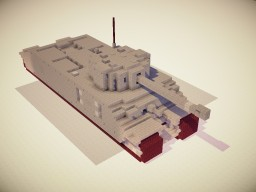 TOG II* (4.5:1 Scale) Minecraft Map & Project