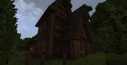 Medieval House #2 Minecraft Map & Project