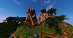The Rustic Mansion of Everlast Minecraft Map & Project
