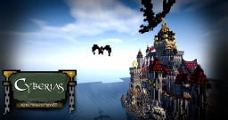 Medieval Fantasy City Minecraft Project
