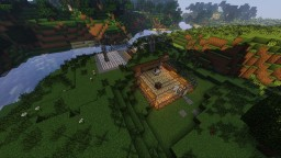 Eco House Minecraft Project