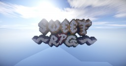 SweetRPG Logo Sign Minecraft Map & Project