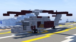 SH-60 Seahawk / UH-60 Blackhawk Minecraft