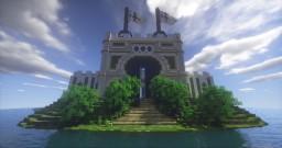 '' Enies Lobby ''▐ エニエスロビー ▐ One Piece Minecraft