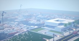 White Rock Marina | Santa Fornia Minecraft Project