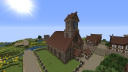 St George Church Minecraft Project